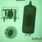 Рентген снимок приборов