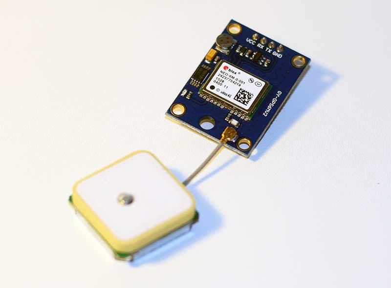 GPS Модуль u-blox GY-NEO6MV2