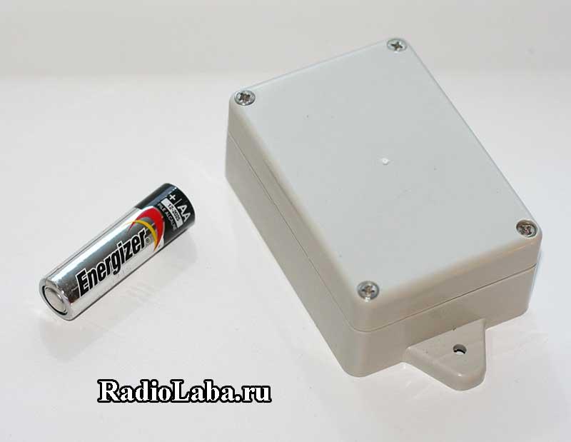 GPS-GSM трекер, внешний вид