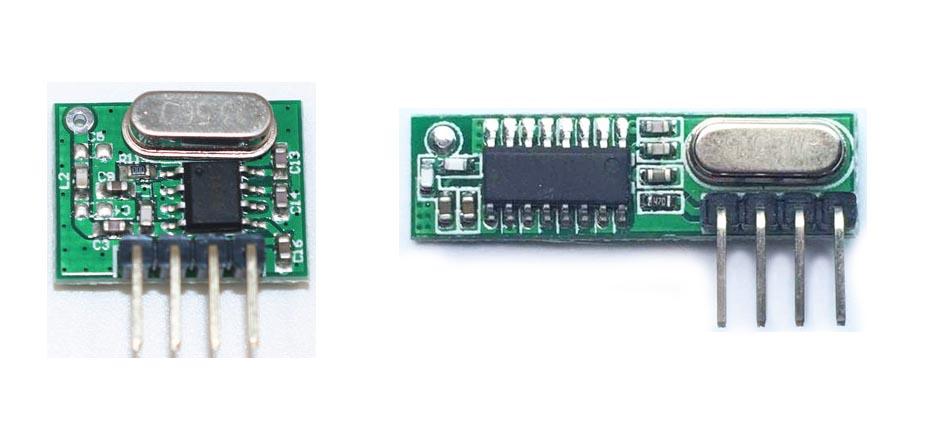 Радиомодули WL101(2)-341