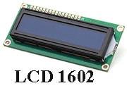 ЖК Дисплей 1602