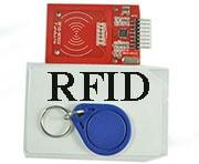 RFID модуль Arduino