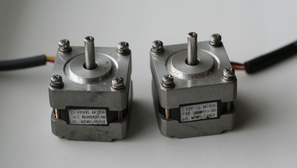 Шаговый двигатель 16HY
