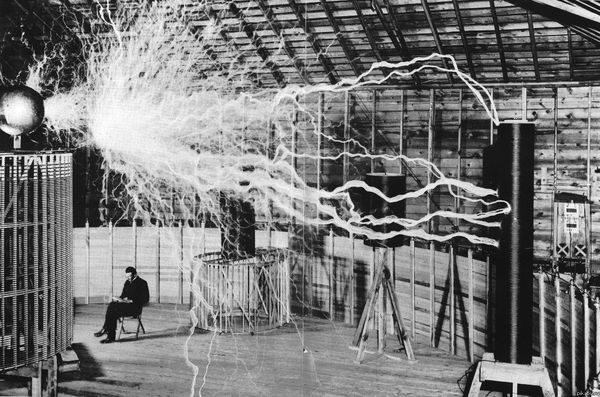 Катушка Тесла. Краткая теория
