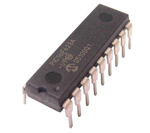 Микроконтроллеры PIC16, общие сведения, организация памяти