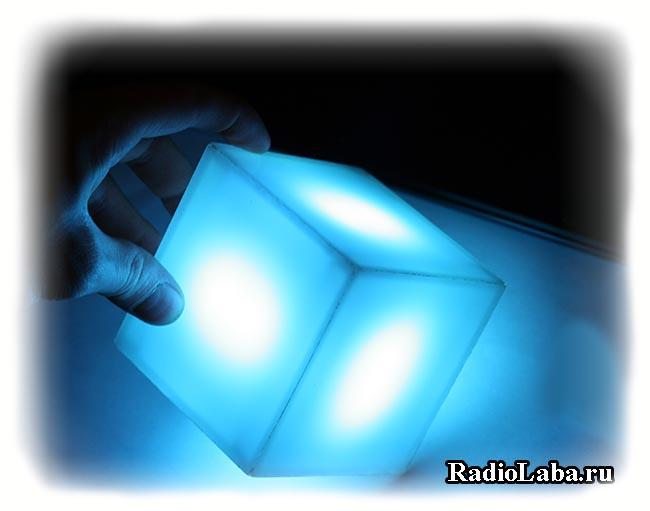 RGB куб