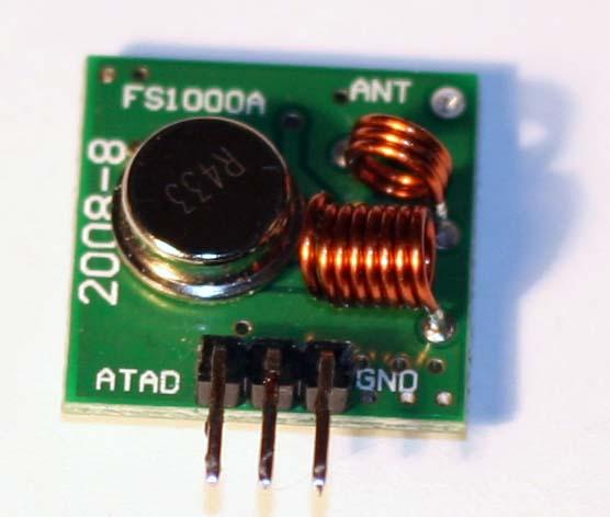 Передатчик FS1000A