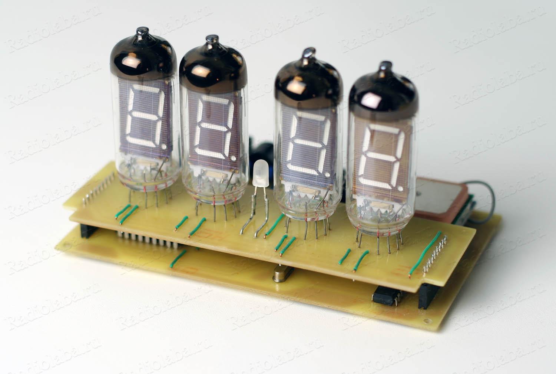 Часы на ИВ-11 без корпуса
