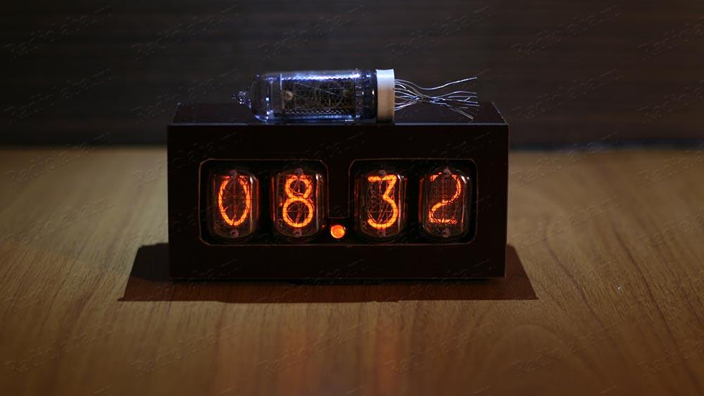 Часы на газоразрядных индикаторах ИН-12