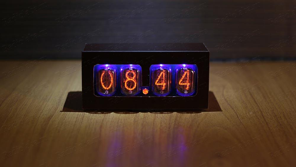 Часы на газоразрядных индикаторах ИН