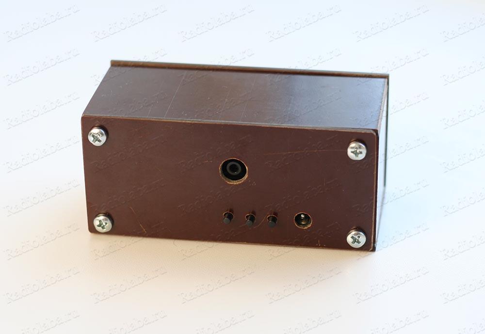 Часы на индикаторах ИН-12 с GPS модулем